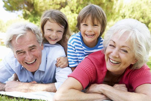 Avós: as marcas que eles deixarão para sempre em nossos filhos