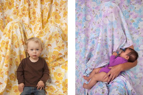 Para refletir: fotógrafa explora a invisibilidade materna