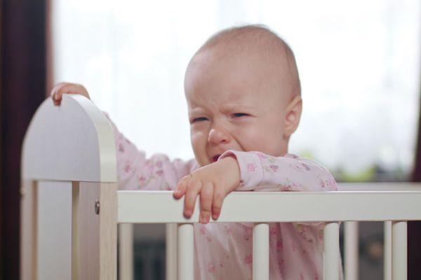 ansiedade de separação do bebê
