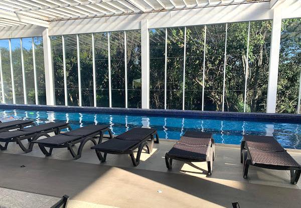 hotel tauá atibaia piscina coberta