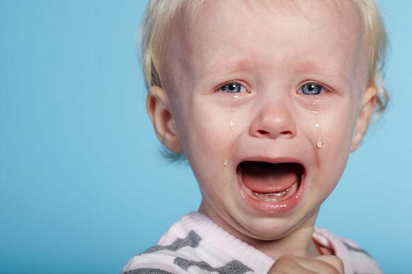 Ser mãe é viver o choro intensamente