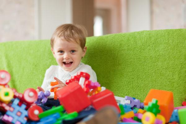 Ajudando a desenvolver a fala do bebê