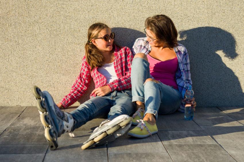 Separação dos pais – Como falar sobre o pai na presença da criança?