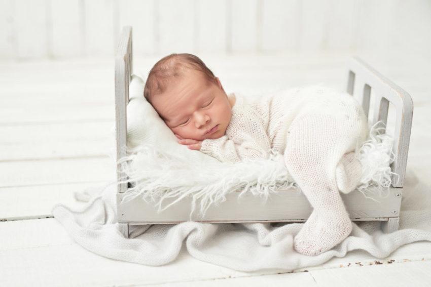 Sono do bebê – Por que o aleitamento ajuda o bebê a dormir melhor?