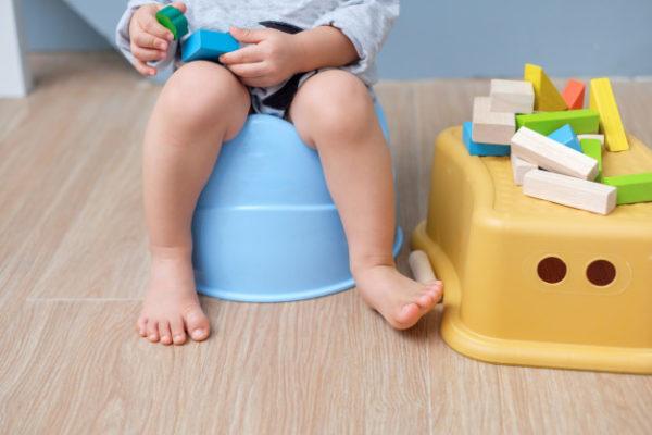 Como ensinar a criança a usar o penico em 3 Dias