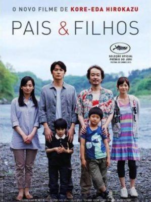 Capa do filme Pais e Filhos (2013)